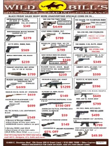 FB BLK FRIDAY GUNS SALE 11 29 19